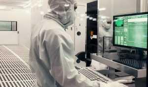 В Брянске началось производство микросхем для смартфонов и ноутбуков
