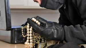 В Дятькове полиция задержала похитителя ювелирных украшений