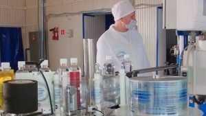 Навлинских школьников научат делать чудодейственную лечебную воду
