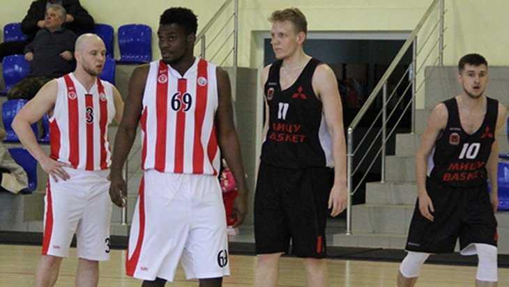 В баскетбольном клубе «Брянск» появился африканец