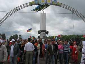 Белорусы приведут в порядок монумент «Три сестры» на брянской границе