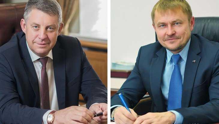 Брянский губернатор Богомаз встретился с главой «Опоры России»