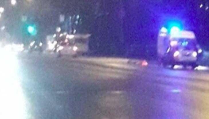 В Брянске у «Кремния» микроавтобус насмерть сбил 57-летнего мужчину