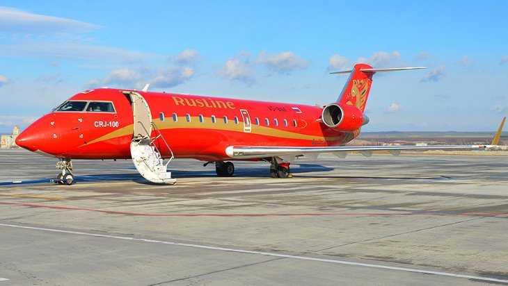 Авиарейсы из Брянска в Москву, Анапу и Симферополь начнутся с 1 мая
