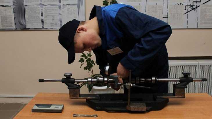 В Брянске прошла олимпиада юных автомехаников