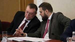 Опыт Брянской области одобрили законодатели ЦФО