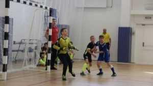 В Брянской области состоялось первенство по мини-футболу