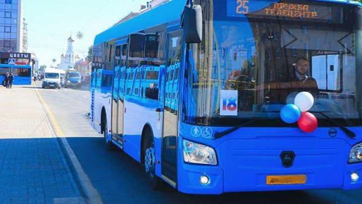 С 6 мая в Брянске автобусы будут работать до полуночи