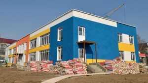 В Брянске к 1 июня откроют три новых детских сада