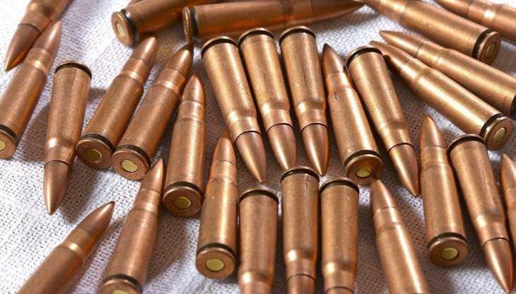 В Брянске старшину осудили за похищение 767 патронов из войсковой части