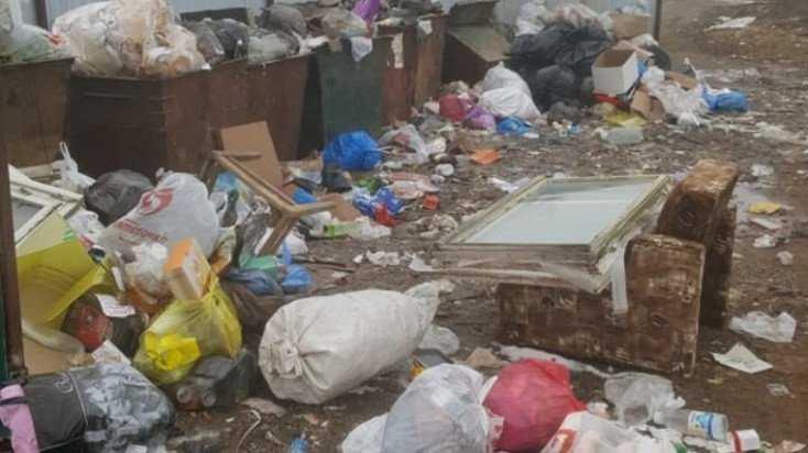 В Дубровке прокуратура наказала коммунальщиков за стихийную свалку