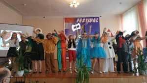 В школе Брянска стартовал фестиваль французского языка