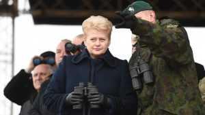 Литва тайно закупает сжиженный газ у ненавистной России