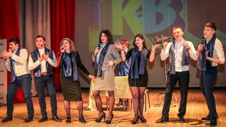 На фестивале КВН Фокинского района Брянска победил «Башмак»