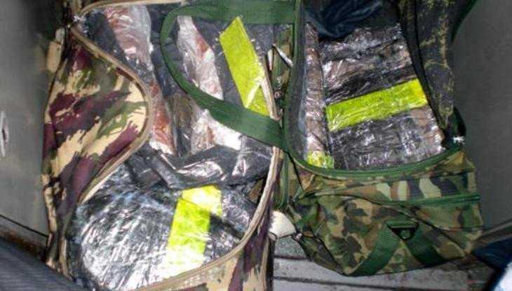 Брянцы вернули на Украину сомнительные сало и творог