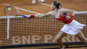 Брянская теннисистка успешно дебютировала в составе сборной России