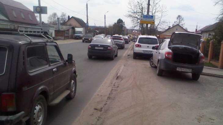 Брянские водители усилили изощренное давление на пешеходов