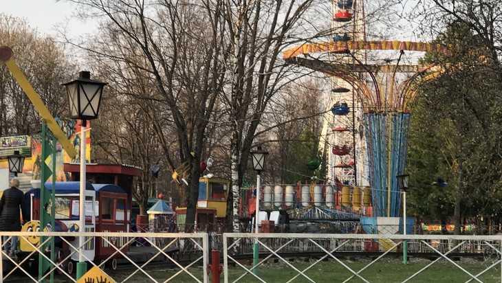 В брянском парке «Соловьи» открылся новый сезон