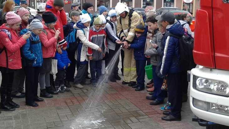 Брянцев пригласили на празднование 370-летия пожарной охраны России