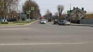 В Брянске обновят и расширят дорогу на улице Пересвета