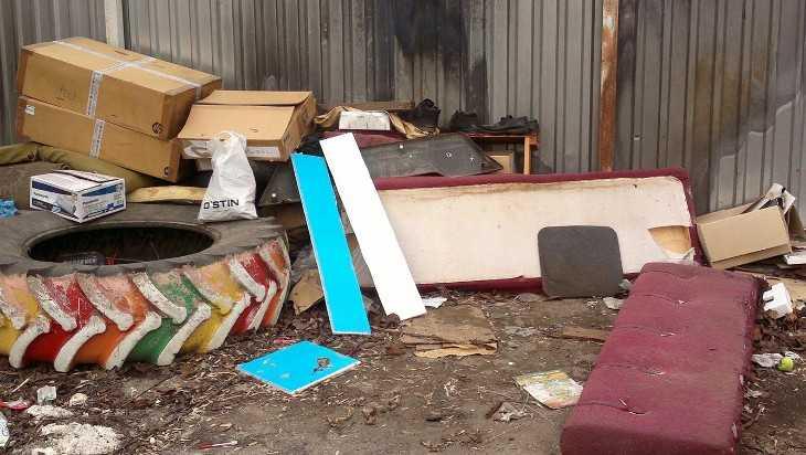 От брянских УК потребовали привести в порядок площадки для мусора
