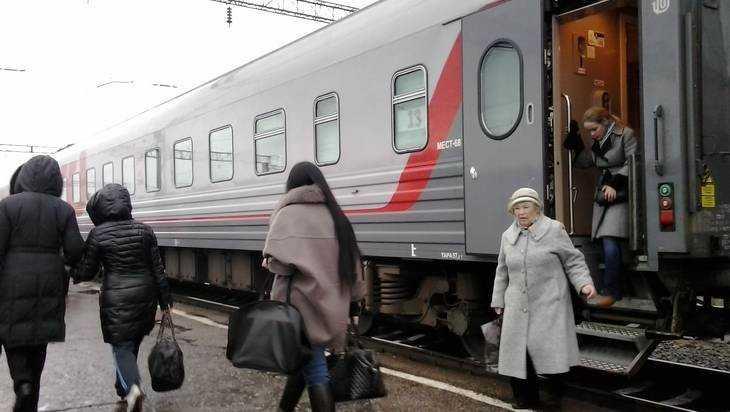 Брянская прокуратура выявила санитарные нарушения в поездах