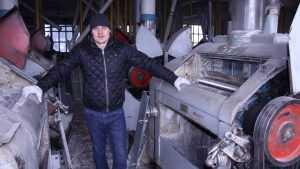 Все перемелется: брянский «Мелькрукк» начали поднимать из разрухи
