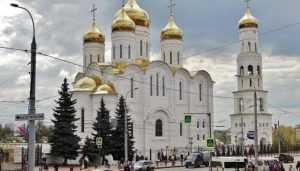 В Брянске возле собора соберут деньги на лечение тяжелобольных детей