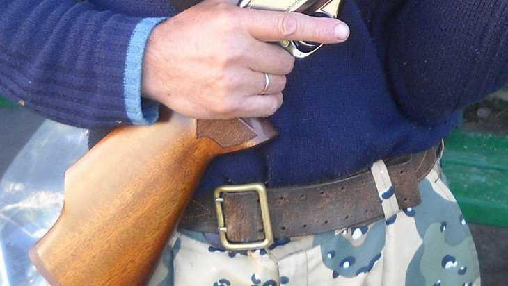 У жителя Гордеевского района нашли обрез и боеприпасы