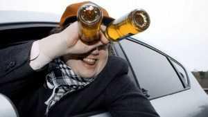За езду в пьяном состоянии житель Унечи отработает 300 часов