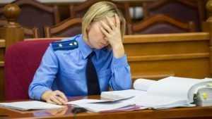 Брянскую фирму оштрафовали за прием на работу бывшего участкового