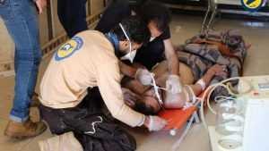Минобороны раскрыло лживую съемку о гибели людей в Сирии