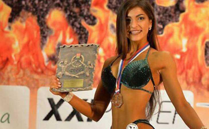 Брянская спортсменка Минасян отличилась на Кубке России по бодибилдингу
