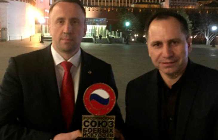 Брянский филиал Союза боевых искусств признали лучшим в России