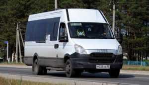 Стоимость проезда в брянской маршрутке № 161 выросла до 32 рублей