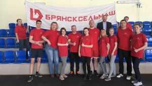 Молодёжь «Брянсксельмаша» показала отличную спортивную подготовку на Спартакиаде