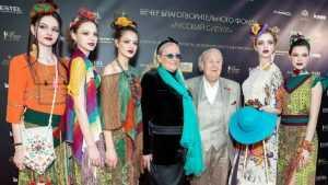 Брянский театр моды «Образ» покорил Московский кинофестиваль