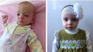 В Брянске ищут родителей для пятимесячного Васи и двухлетней Насти