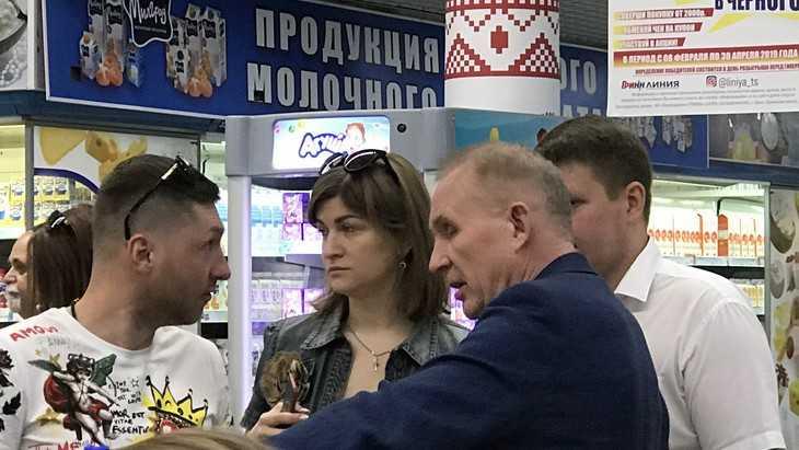 Николай Грешилов заявил о возобновлении стройки «МегаГринн» в Брянске