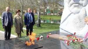 «Подобную трагедию допустить нельзя»: в Новозыбкове прошел митинг памяти Чернобыля