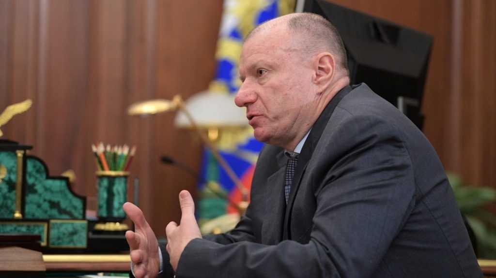 Миллиардер Потанин потратил на покупку одного гриба 695 российских пенсий