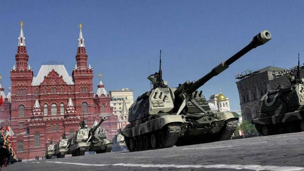 «Агрессивная» России выбыла из мировых лидеров по военным расходам