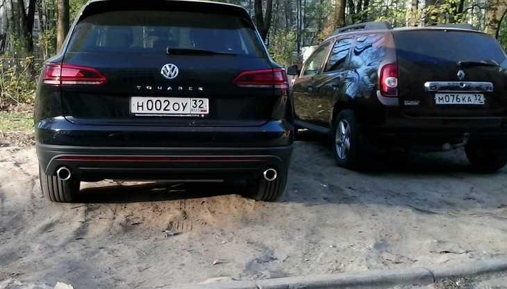 В Брянске ГИБДД случайно выдала машинам за 5 млн рублей номера 001 и 002