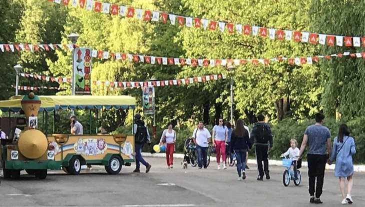 В Брянске 1 мая откроется парковый сезон