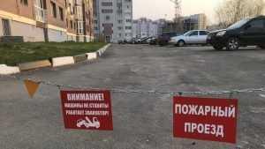 На пути к свободе жители Брянска заковали себя цепями