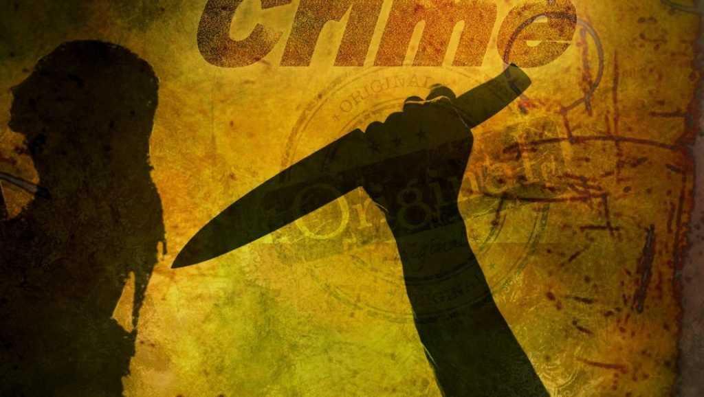 В Жирятине пьяный брянец на улице зарезал 39-летнего мужчину