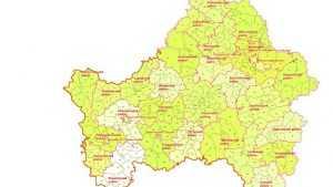 В Брянской области укрупнят несколько сельских поселений