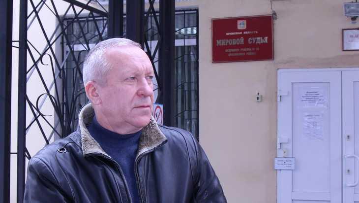 Прокурор попросил сделать брянского спасителя беркутов уголовником