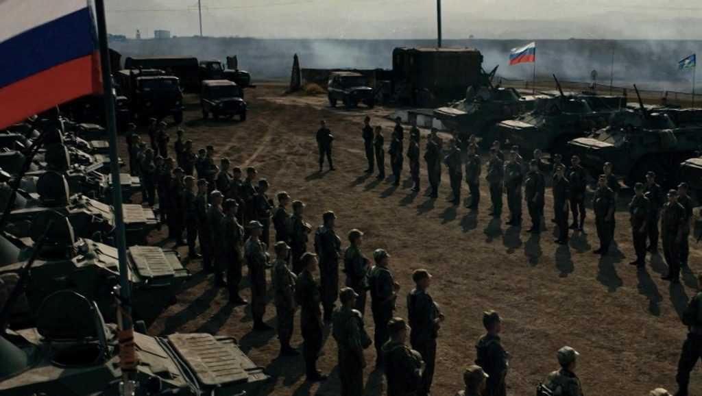 «Балканский рубеж»: кино про главное русское умение