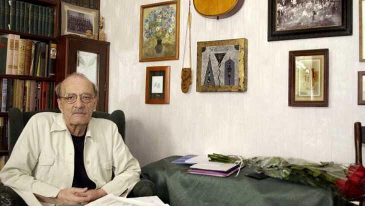 Ушел из жизни кинорежиссер Георгий Данелия